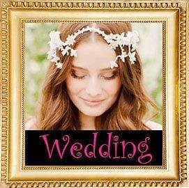 Bridal and Wedding Hair Styles