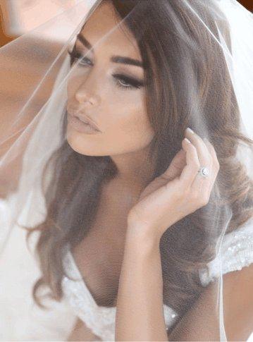 wedding hair and makeup Shampoo Dolls Salon