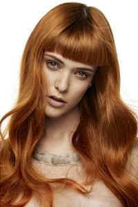 gingersnap hair color red hair color Shampoo Dolls Salon Cottage Grove