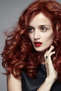 pumpkin spice hair color red hair color Shampoo Dolls Salon Cottage Grove