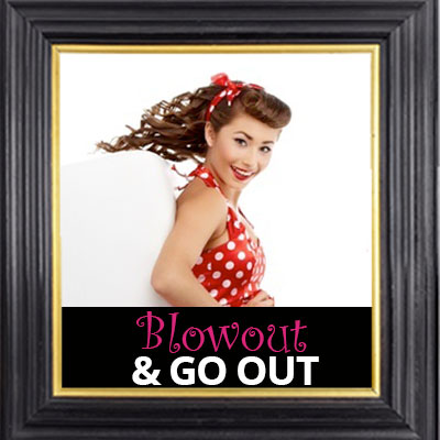BlowOut & Go Out