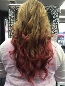 Amist Rogers hair by Amanda