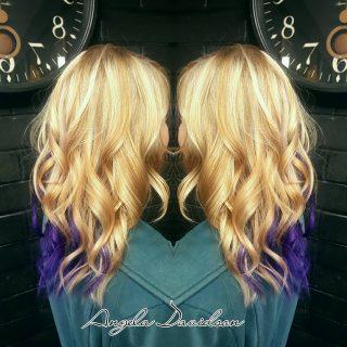 Shadow Box Hair Color