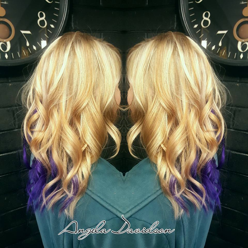 Shadow Box Hair Color